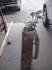 LADIES VERY NICE GOLF SET W 12 CLUBS CART BAG & BALL ALL SOUTH BAY  16ja12