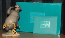 WDCC Walt Disney Classic Collection Jungle Book Hula Baloo Figurine Boxed & COA