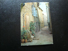FRANCE - carte postale - figanieres (vielle rue) 1979 (cy25) french