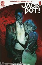 Jackpot #1 10 Copy Andrew Robinson Incentive Variant Comic Book 2016 Aftershock