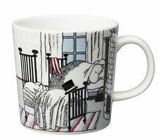 Moomin Mug 0.3 L Winter Christmas 2015 Hibernation Arabia