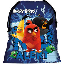 Angry Birds MOVIE Shoe Bag Duffle School Sport PE Gym Swim Dance Travel Holiday