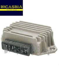 6510 - REGULADOR DE TENSIÓN 3 POLI 12 W 80 ITALIA VESPA 50 PK XL PLURIMATIC