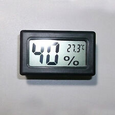 Digital LCD Indoor Temperature Humidity Meter Thermometer Hygrometer Affordable