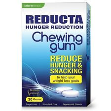 ツ BEST PRICE! REDUCTA 30 CHEWING GUMS HUNGER REDUCTION FAT BLASTER WEIGHT LOSS