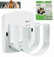 Staywell White Tunnel Extension 310 fits 300, 400 & 500 Cat Flap