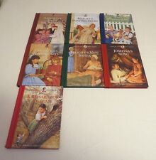 American Girl set of 7 short stories books, mixed character