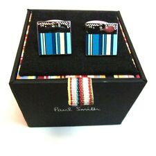 U-01199950 New Paul Smith ACXA Colorful Cufflinks