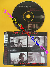 CD Singolo EVAN AND JARON Crazy For This Girl 2000 COLUMBIA 670531 2 no lp (S24)