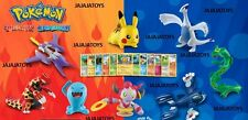 MCDONALDS 2015 - POKEMON - SET OF 8 - FREE SHIPPING