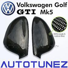 Volkswagen Carbon Fiber Side Mirror Cover Golf 5 Mk5 V Tunezup