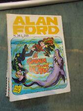 ALAN FORD n°38 AGOSTO 1972