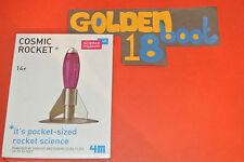 Science Museum-RAZZO cosmico-Nuovo e Sigillato-Veloce Post-Divertimento esperimento KIT