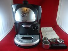 DeLonghi BAR41 2 cup Retro Espresso / Cappuccino Maker - Black  WORKING