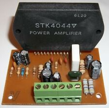 STK4044V One Channel Audio Power Amplifier IC 100 Watt RMS  {IC Sanyo Original}.