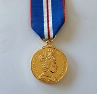 Queens Golden Jubilee Medal, Loose, Court or Swing Mounted Option, Full Size