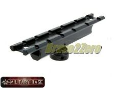Carry Handle 20mm Picatinny Rail Mount Convertor for Scope Laser