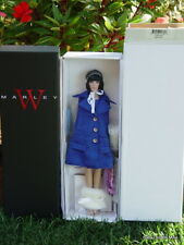 "NRFB ~ Tonner ~ Skyline Blue ~ 16 "" Marley Wentworth Sculpt"