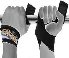 RDX Fitness Muñequeras Crossfit Gym Levantamiento Pesas Gimnasio Musculacion ES