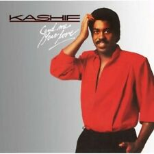 Send Me Your Love - Kashif (2016, CD NIEUW)