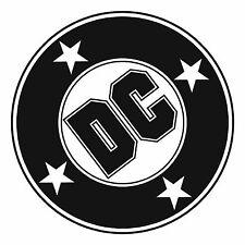 DC relajados Patineta Logotipo Coche Decal
