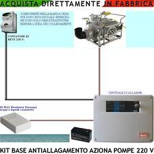 Lavatrice Perde Acqua Pompa Liquidi Allagamento Pavimento Allarme 220 V Sirena
