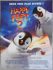 Affiche HAPPY FEET 2 George Miller GARY ECK 40x60cm