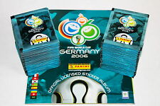 Panini WC WM Germany 2006 06 – 200 TÜTEN PACKETS BUSTINE SOBRES + ALBUM, MINT!