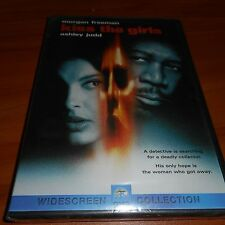 Kiss the Girls (DVD, 1998) Ashley Judd NEW Morgan Freeman, Cary Elwes