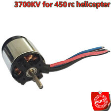 2835mm 3700KV  Brushless Motor  for Align Trex 450 RC Remote Helicopter Heli B