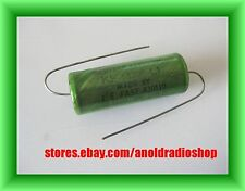 NOS Western Electric .10 .1 uf 200V Audiofile Grade J.E. Fast PIO Oil Capacitor