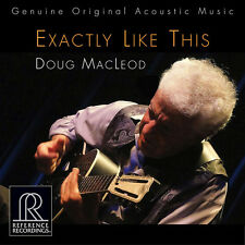 Doug MacLeod - Exactly Like This [New CD] Jewel Case Packaging