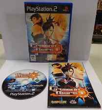 Console Gioco Game SONY Playstation 2 PS2 Play Station PAL CRIMSON TEARS Capcom