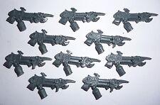 Warhammer 40K Thousand Sons Rubric Marines Warpflamer x 10 – G581