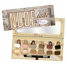 theBalm Nude'Tude Nude Eyeshadow Palette (GLOBAL FREE SHIPPING)