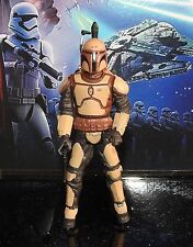 STAR WARS EXCLUSIVE FIGURE MANDALORIAN MIJ GILAMAR REPUBLIC ELITE FORCES I