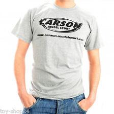 Carson T-Shirt Carson Logo grau Grösse M # 500909104
