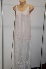 NWT Raviya Swimsuit Bikini Cover Up Long Maxi Dress Size XL White Open Back