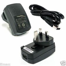 GENUINE BLACKBERRY Mains charger 8520 CURVE, 8220 FLIP, 8900 JAVELIN, 9500 STORM
