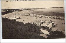 Royan Frankreich France CPA 1925  Vue générale de la grande conche Strand