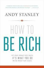 How to Be Rich: It's Not What You Have. It's What You Do With What You-ExLibrary