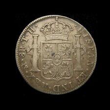 MEXICO Colonial. CARLOS IIII. 8 REALES 1804 Mo TH
