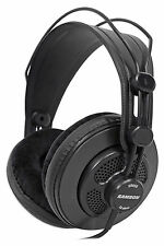 Samson SR850 Professional Semi-open Studio Reference Monitoring Headphones