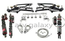 Houser Elka Stage 5 Front Rear Long Travel Suspension Kit Honda TRX 450R 06-14+
