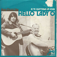45TRS VINYL 7''/ RARE FRENCH/SWISS SP JEAN-PIERRE SKA /EX-FAUX FRERES HELLO LADY