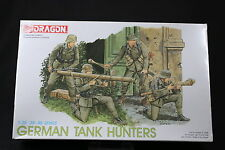 YK042 DRAGON 1/35 maquette figurine 6034 German Tank Hunters