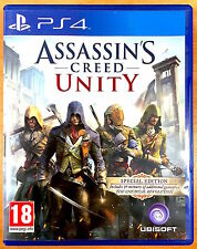 Assassin's Creed Unity - Special Edition - PS4 Games - Very Good Condition