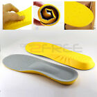 New 1Pair Memory Foam Orthotic Arch Sport Support Shoe Insoles Pads Pain Relief