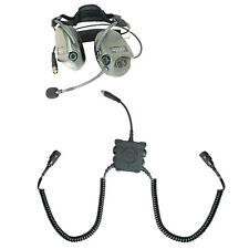 TCI Liberator III Headset PRC 148 152 SORDIN