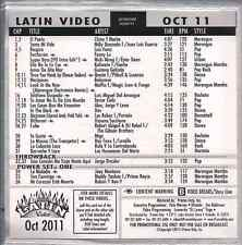 Promo only LATIN video OCT 2011 CHINO Y NACHO Milly Quezada w/Juan Luis Guerra